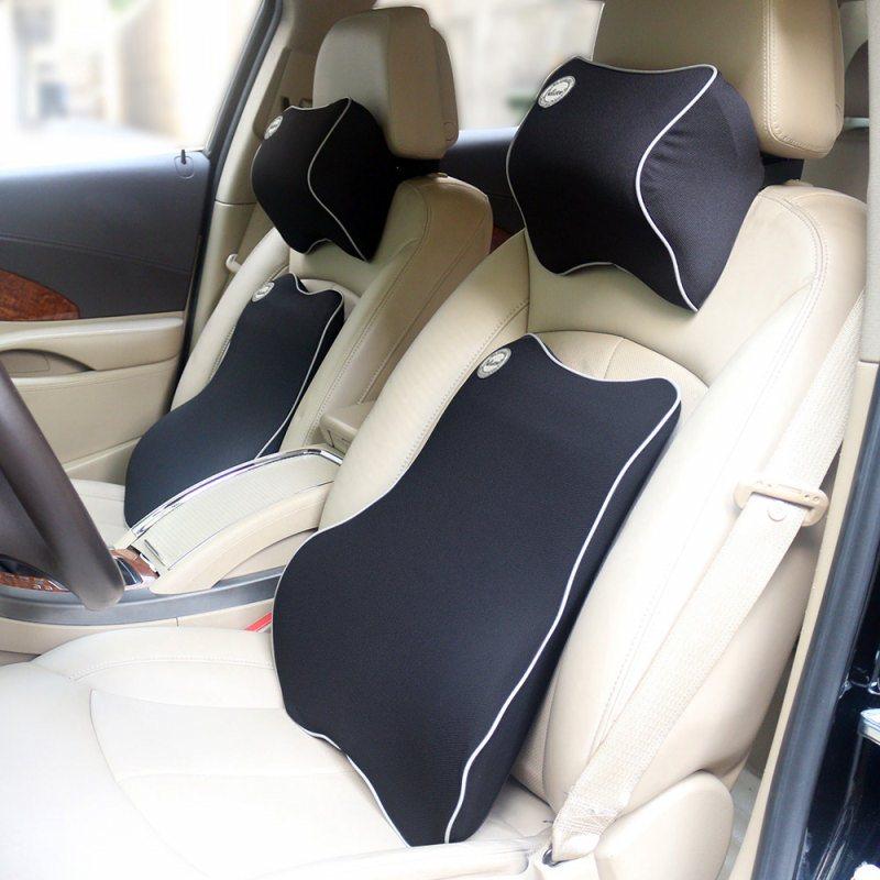 Mercedes Car Chairs Headrest Hole