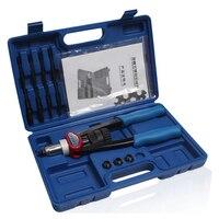 C Mart Hand Tools 9 Pc Nut Riveting Kit M5 M6 M10 M12 Riveter Double Handle