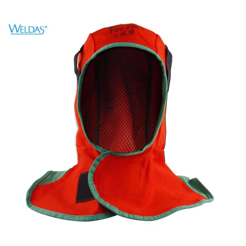 Welder Cap Fire Flame Retardant Cloth Welding Helmet FR Cotton Welding Hat