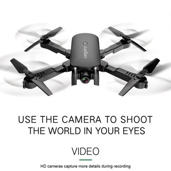 R8 RC Drone 4K 1080P 720P Dual Camera FPV WiFi Optical Flow Real Time Aerial Video RC Quadcopter Foldable Aircraft  Camera