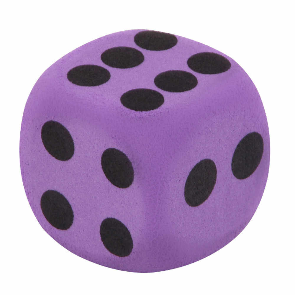 HIINST Specialty Giant EVA Foam Playing Dice Block Party Toy Game Prize for Children z1129 20#
