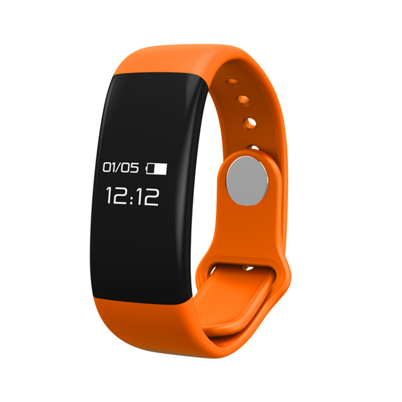 Heart Rate Monitor Smart Bracelet Bluetooth Fitness Wristband Tracker Incoming calls for IOS Android Xaiomi PK mi Fit Band