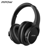 Mpow Muze Touch Foldable Wireless Bluetooth 4 0 Headphone Stereo Headphones Headset Touch Screen Built In