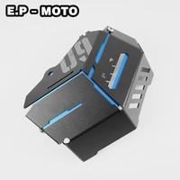 Newest For MT 09 MT09 FZ09 FZ 09 2015 2016 Motorcycle CNC Aluminum Radiator Side Protective