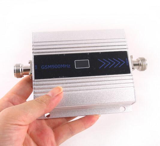 Família GSM 900 MHZ Mini Mobile Phone Signal Booster GSM Repetidor de Sinal Amplificador Telefone Celular Por Atacado Transporte da gota