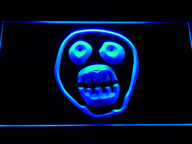 G150 Mighty Boosh LED Neon Sign