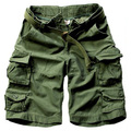 2016 Men Shorts Masculino Camouflage Cargo Military Shorts Men Cotton Loose Shorts Men Army Short Pants Casual