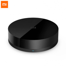 Original Xiaomi Mi Smart Home Infrared Universal Wireless Remote Control 360 Degree Controller All-In-One Media Control Center цена и фото