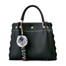 SUONAYI Designer Women Handbag Female PU Leather Bags Handbags Ladies Portable Shoulder Bag Office Ladies Hobos Bag Totes недорого