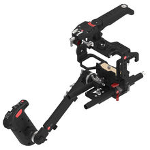 JTZ DP30 Camera Cage Baseplate Rig Grip KIT For SONY Alpha A6000 A6300 A6500 4K