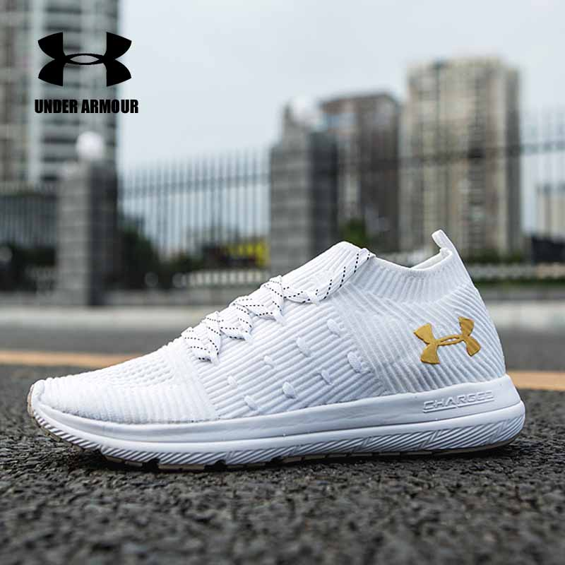 Deudor cómo horno  ₪Under Armour Slingflex Rise Mens Running Shoes sock sneakers Zapatillas  Hombre Deportiva Knitted warm Comfortable sports shoes - a829