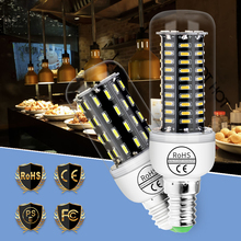 цена на CanLing New Led Candle Lamp E27 Corn Light 220V E14 Led Bulb 5W 9W 12W 15W Energy saving Light Bulb For Home Decoration Lighting