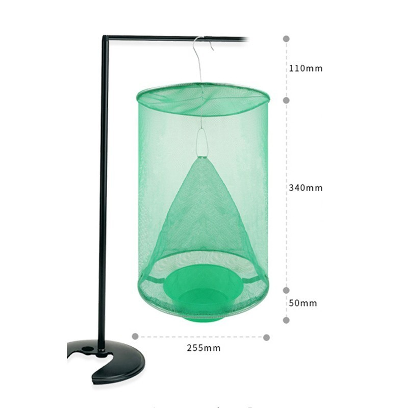 Image 2 - 2019 NEW Flycatcher Mosquito Trap Catcher The Ultimate Red Drosophila Fly Trap Top Catcher Fly Wasp Insect Bug Killer-in Traps from Home & Garden