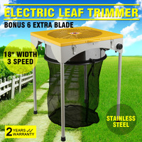 3 Speed Automatic Bud Trimming Machine 18 CE hydroponic electric bud leaf trimmer