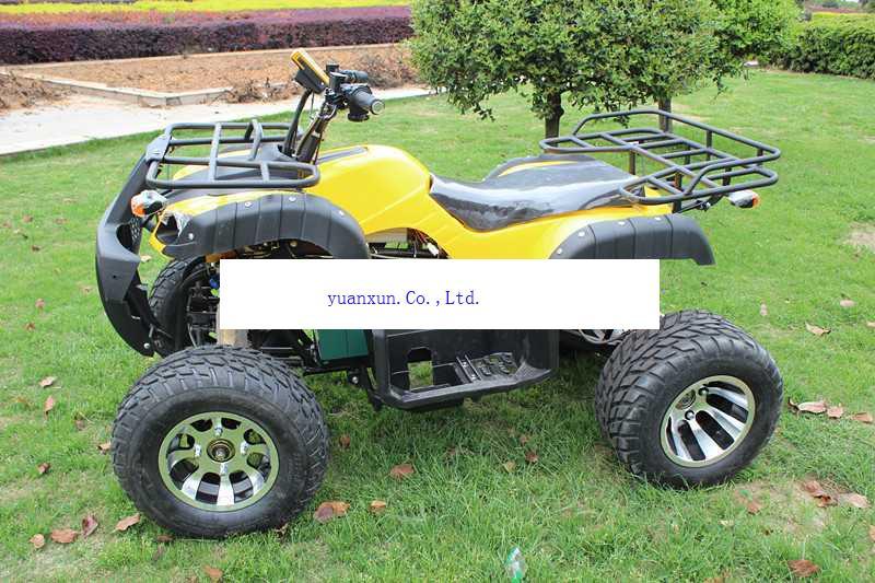 Three Wheeler Accessories : Atv truck vehicles into four wheel electric car