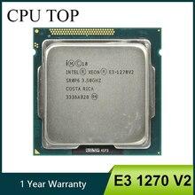 معالج انتل سيون E3 1270 V2 3.5GHz LGA1155 8MB رباعي النواة CPU SR0P6