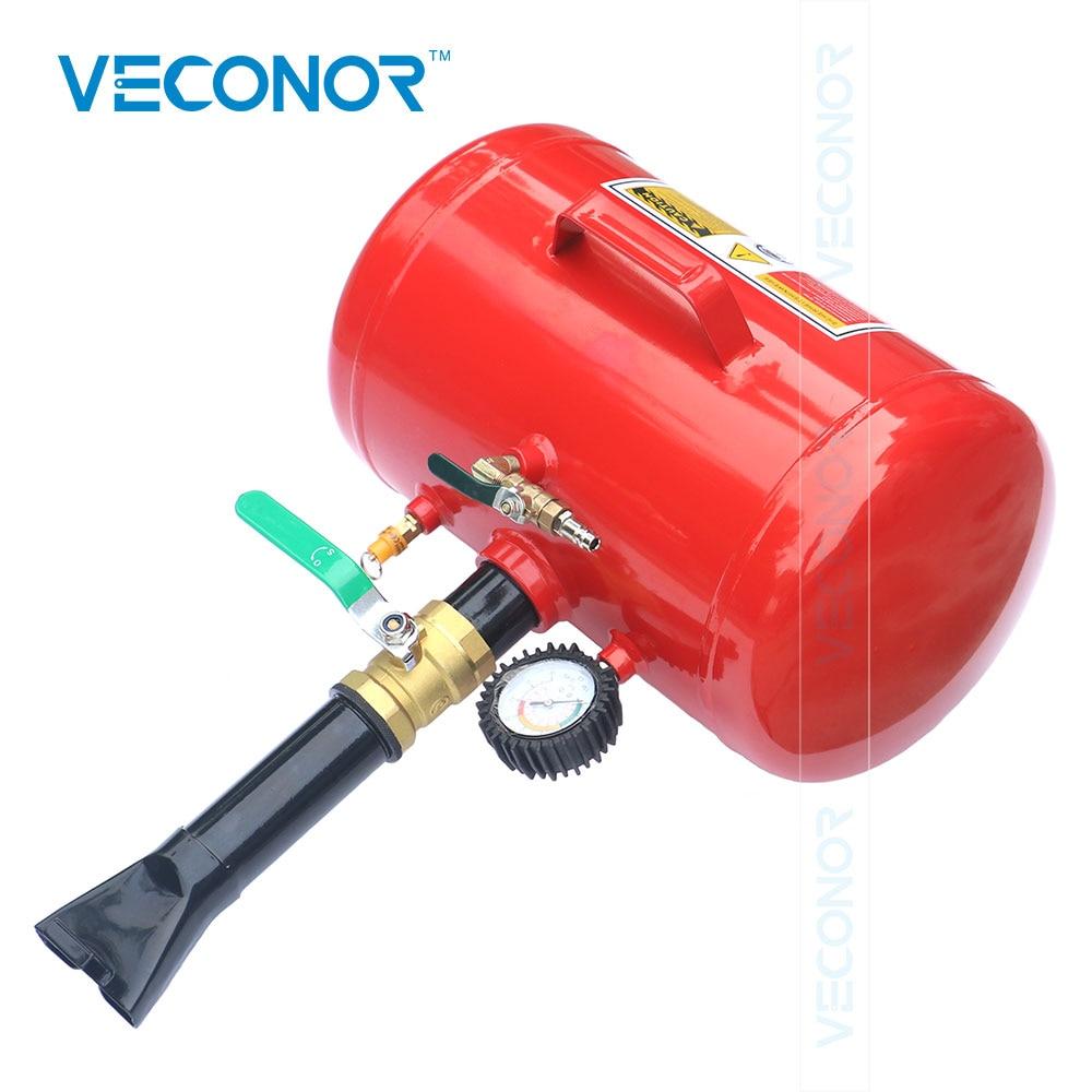 Портативный 5 галлонов бластер шарика автошины воздуха бака местный Гостиный инструмент взвинчивания автошины бака 0.8 МПа