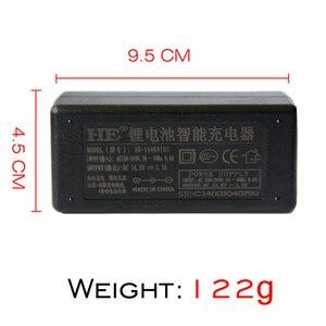 Image 5 - Freies verschiffen kingwei universal ac 100 v 240 v konverter adapter dc 16,8 v 1.5a netzteil eu uns uk stecker ladegerät