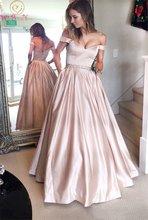 Женское вечернее платье без рукавов розовое ТРАПЕЦИЕВИДНОЕ ПЛАТЬЕ