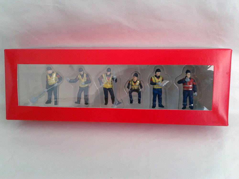 Buy 150 Road Worker Figure With Color From Reliable Figure Dress Suppliers On