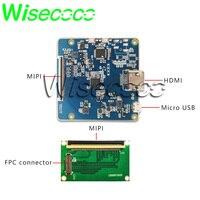 LCD חדש 5.5 אינץ 2K 2560x1440 מסך תצוגת LCD מודול עבור SLA 3D מדפסת LS055R1SX03 עם הלוח contrloller HDMI-MIPI (4)