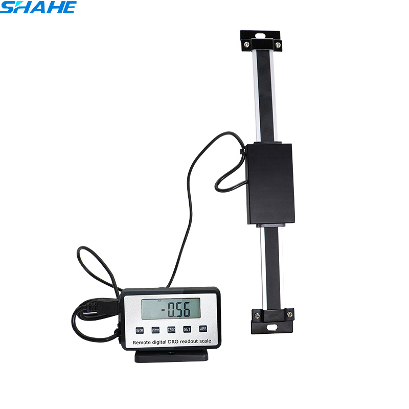 0-150mm Digital Scales Remote Digital Table Readout Scale for Bridgeport Mill Lathe Linear Ruler with Base0-150mm Digital Scales Remote Digital Table Readout Scale for Bridgeport Mill Lathe Linear Ruler with Base