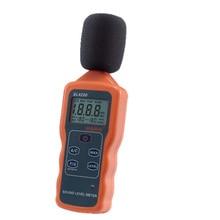 Цифровой Шумомер шум тестер оборудование Шума децибеллометр Частота взвешивания: A/C диапазон Измерения: 35 ~ 130dB