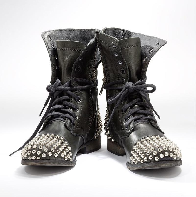 Custom Combat Boots - Boot Hto