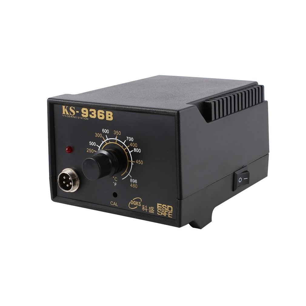50W חשמלי ברזל הלחמה תחנת הלחמה SMD רתך ריתוך כלי טמפרטורת מתכוונן חוזרת טלפון לוח תיקון מכירה