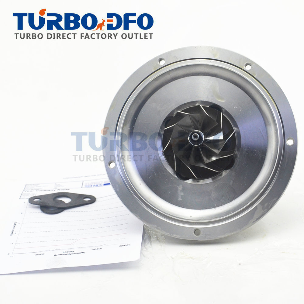 RHF5 turbo charger cartridge core CHRA turbine VJ26 VJ33 WL84 WL85 WL85A for Mazda B2500 MPV Bravo Ford Ranger Courier 2.5 L