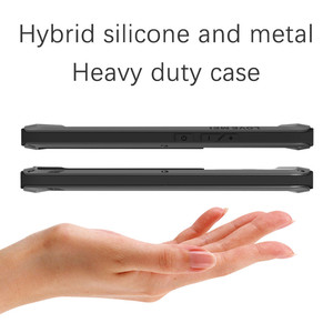 Image 5 - LOVE MEI Heavy Duty Protection Doom armor Metal Aluminum Waterproof phone CaseFor Huawei Mate 20 Pro Metal Shockproof Cover