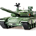 Alloy tank model Chinese type 99 battle tank model of military product alloy vehicles toy tanks