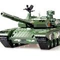 Modelo de tanque de aleación chino tipo 99 modelo de tanque de batalla de producto militares vehículos aleación tanques de juguete