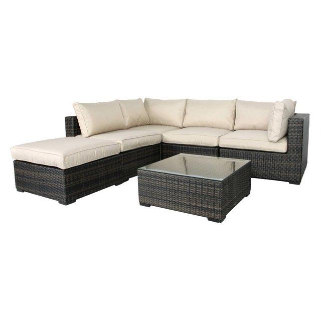Superieur Waterproof Rattan Deep Seating Exotic Sofa Furniture