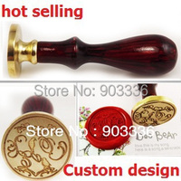 Hot Sale Seal Stamps Sealing Wax Stamp Ancient Wax Seal Stamp To Custom Design Free Shipping