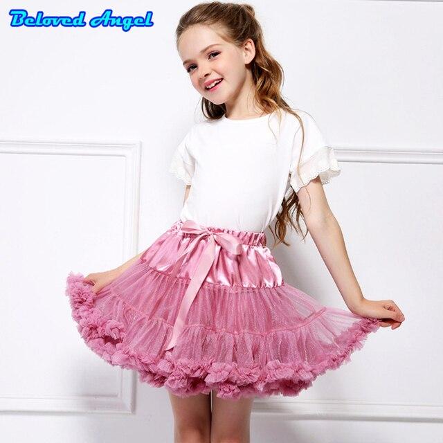 Robe de bal Tutu pour filles | Jupe de Ballet Tutu, tenue princesse de spectacle, pour enfants