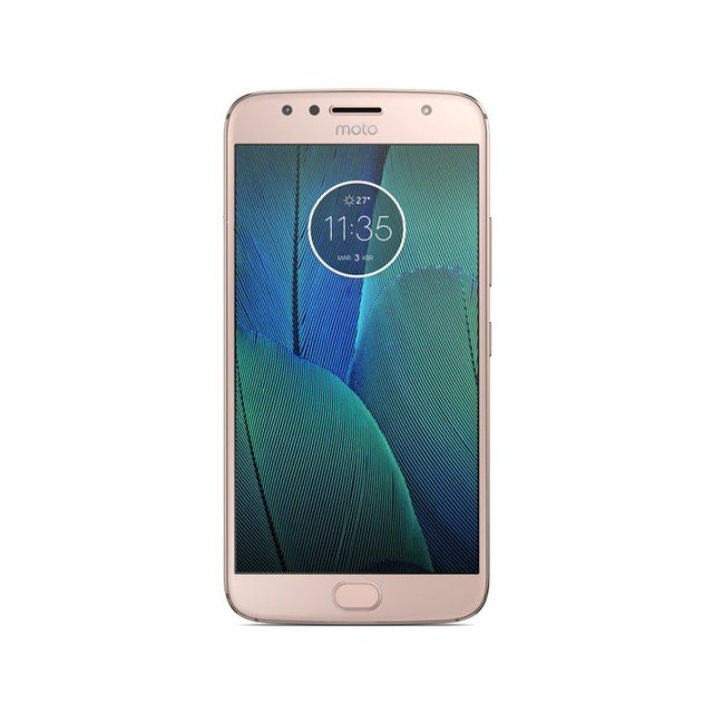 MOTO GS5 PLUS BLUSH oro 5.5IN SMD 16 GB ANDROID 4G en