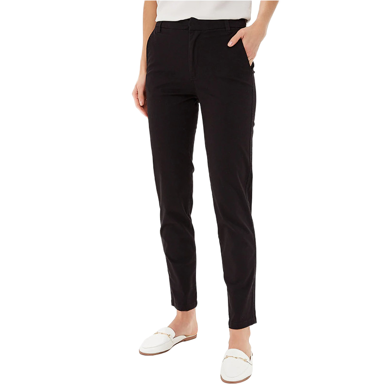 Фото - Pants & Capris MODIS M181W00622 women capri trousers for female TmallFS chispaulo women brand leather handbags hot sell luxury handbags women bags designer bolsa femininas women s new t574