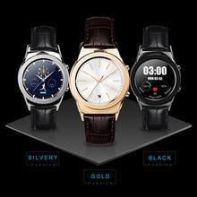 Neue Ankunft Pulsmesser Smartwatch Bluetooth Smart Uhr Armbanduhren LW01 für iPhone Samsung Huawei Xiaomi Android Wear