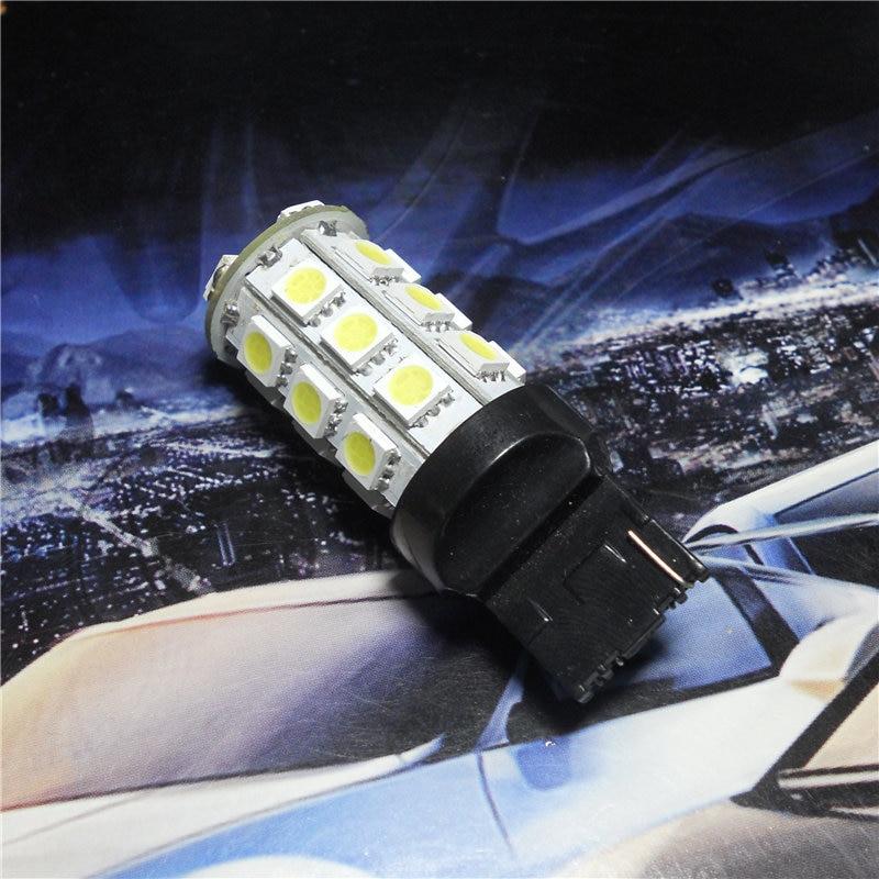 12 В LED (27 * 5050SMD) лямпа аўтамабіля лямпа - Аўтамабільныя фары - Фота 2