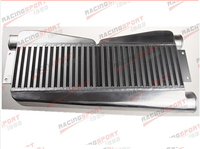 Universal Twin Turbo Intercooler 2 In 1 Out ALL FIT BPINT 2260B