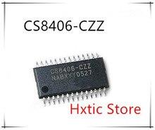 NEW 10PCS CS8406-CZZ CS8406 TSSOP-28 IC