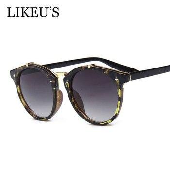 12a475ecfd Nuevas gafas de sol de moda Ariival para mujer gafas de sol clásicas  ovaladas de mujer