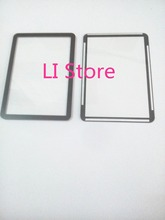 2PSC New LCD Screen Window Display (Acrylic) Outer Glass For Canon EOS 5D Mark III 5D3 Camera Screen Protector + Tape