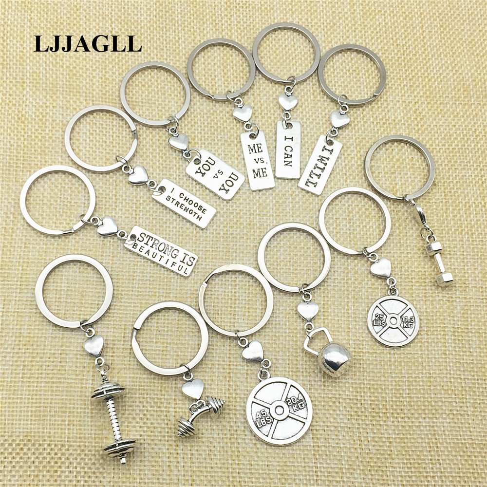 Accessories Dumbells For Keyrings Tags Labels Jewellery Price Stickers