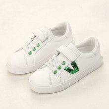 Children's Shoes For Girls Sneakers 2018 Spring New Children Boys Sport Shoes Fashion Kids Casual Shoes Student Running Shoes
