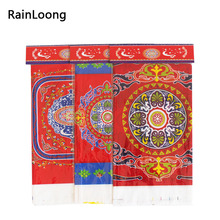 Disposable Plastic Table Cloth Eid al-Fitr Ramadan Table Cover Tablecloth Waterproof For Moslem IslamismDecoration 180*108cm