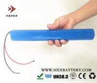 HXX 14 8V 5AH Battery Pack 4s2p Connections With 18650 Cells For Hall Lamp Decoration Light