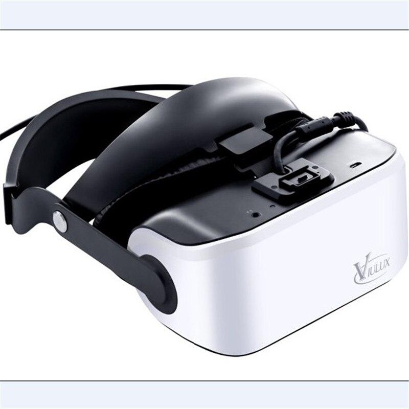 WunderschöNen 3d Vr Virtuelle Realität Alle In Einem Vr Headset Echt 2 Karat Full High-definition Pc Verbunden Virtuelle Realität Headset