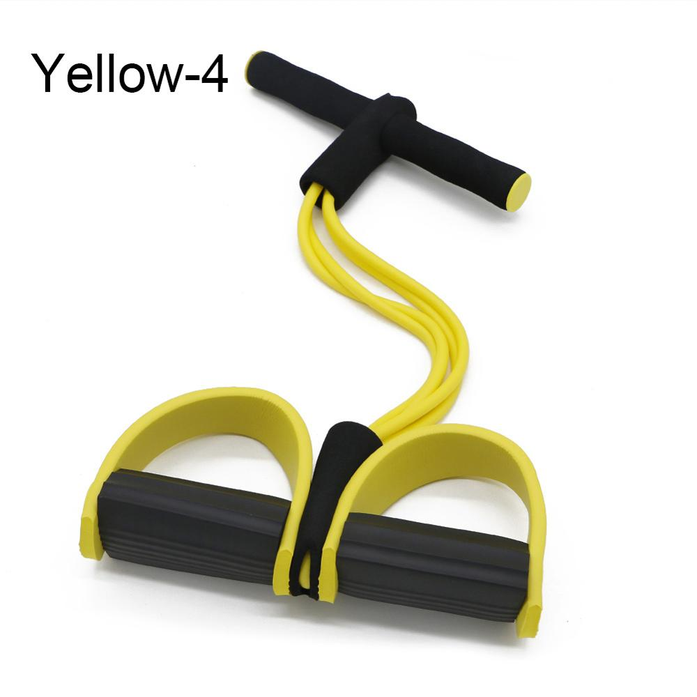 Yellow-4 Tube